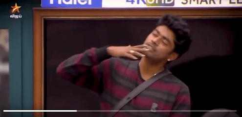 bigg boss 3 tamil sandy praising kavin