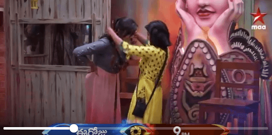 bigg boss 3 telugu this week elimination sreemukhi or baba bhaskar