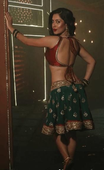 Puja Banerjee naagin 4 sexy photos