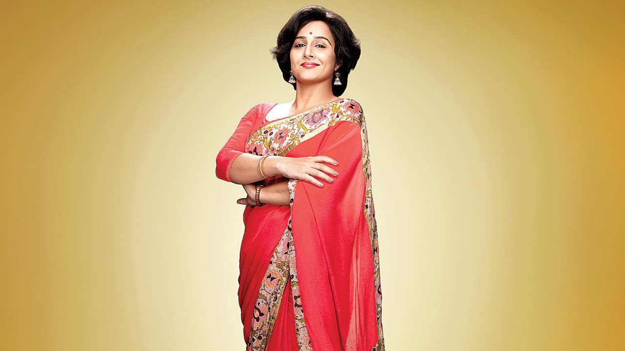 Vidya Balan As Shakuntala Devi. 'Excitement Is Multiplying'