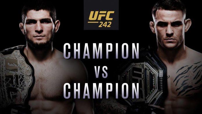 Watch UFC 242 Khabib vs. Poirier live stream