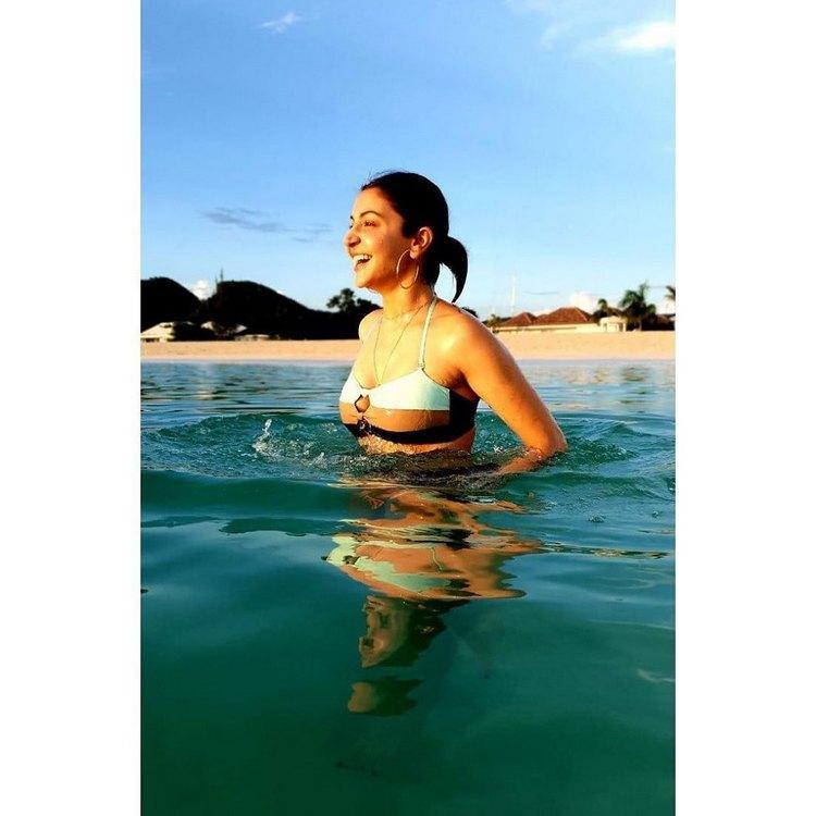 Anushka Sharma bikini photo