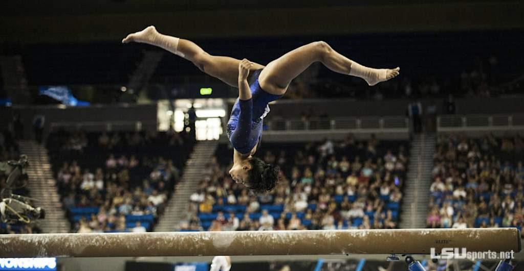 britney taylor gymnast