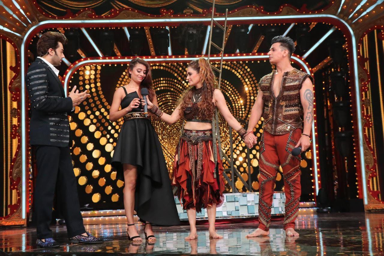 choreographer Aishwarya Radhakrishnan prince yuvika
