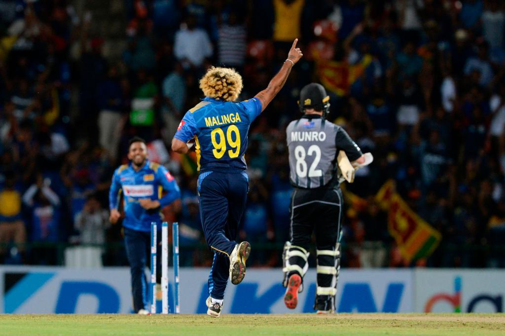 lasith malinga highest wicket taker t20