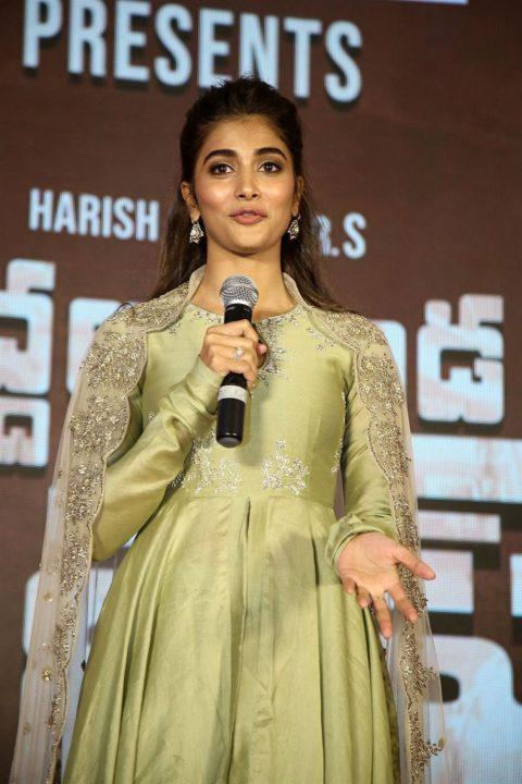 pooja hegde gaddalakonda ganesh success meet