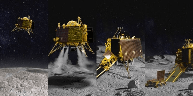 India loses communication with moon lander