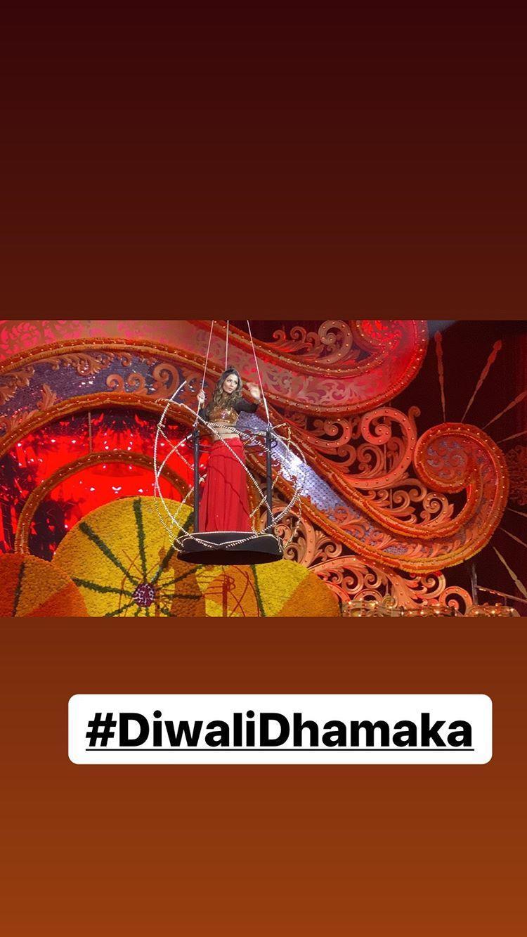 star diwali 2019 hina khan
