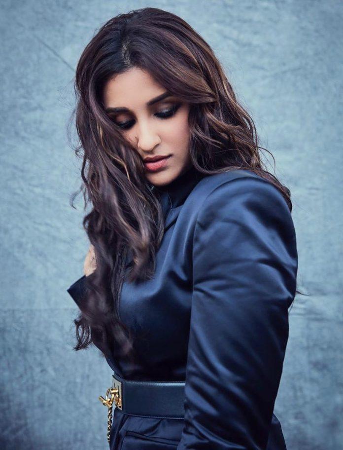 Parineeti Chopra sexy photoshoot