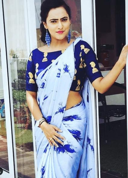 Priyanka Bigg Boss Kannada 7