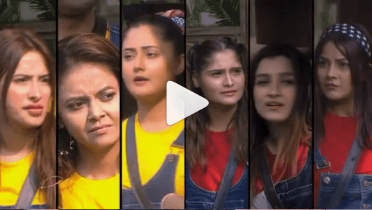 Bigg Boss 13 Nominations: Rashami Desai Breaks Down As She Gets Nominated Along With Mahira Sharma