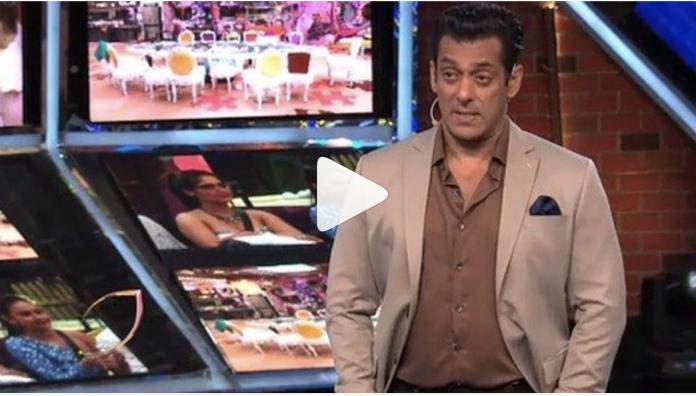 Bigg Boss 13 Promo On October 21 Salman Khan Gets Angry At
