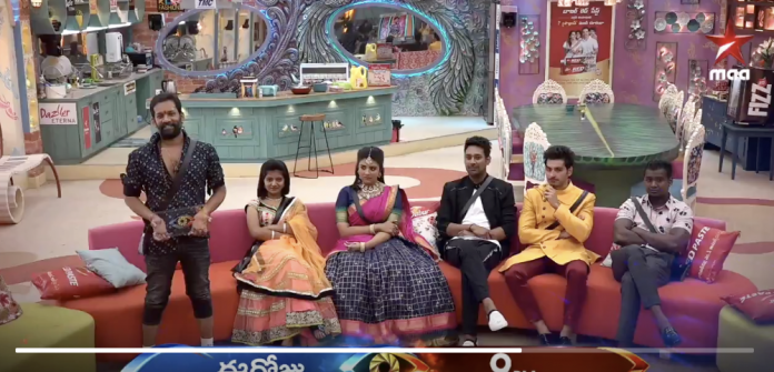 bigg boss finale week baba baskar elimination