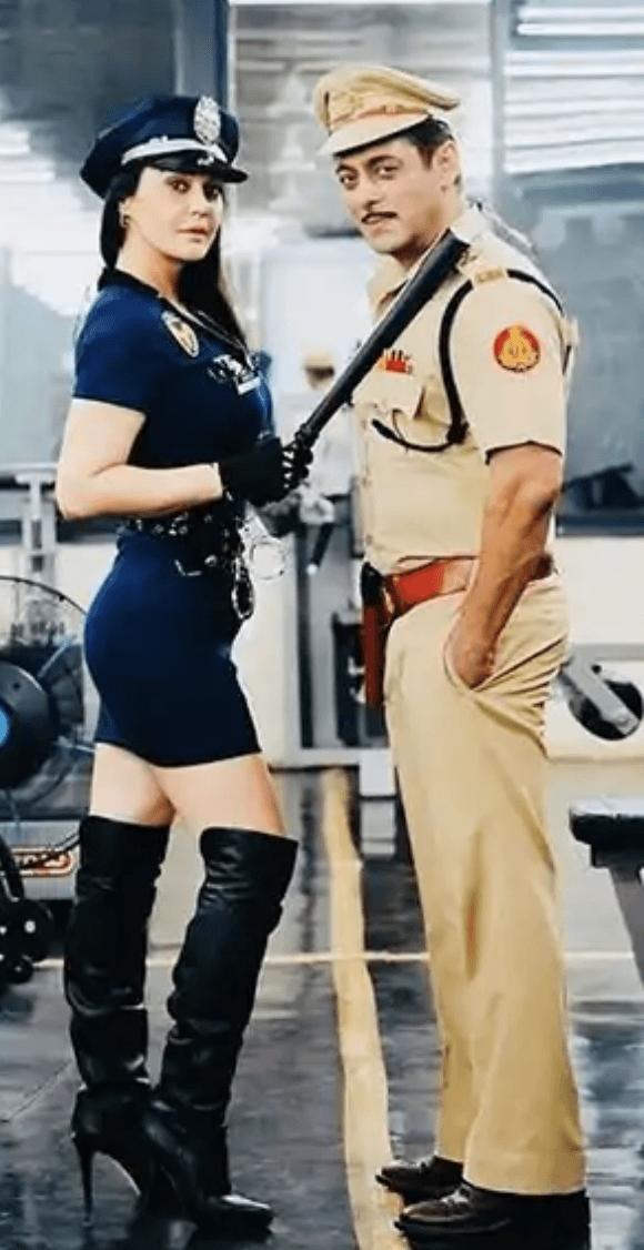 Preity Zinta sexy photos dabbang 3