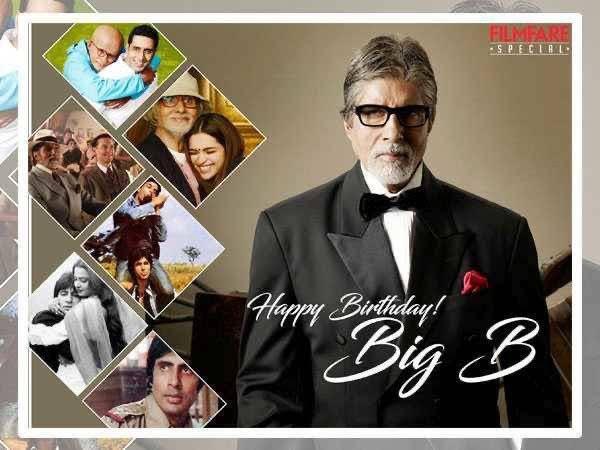 amitabh bachchan 77th birthday wishes