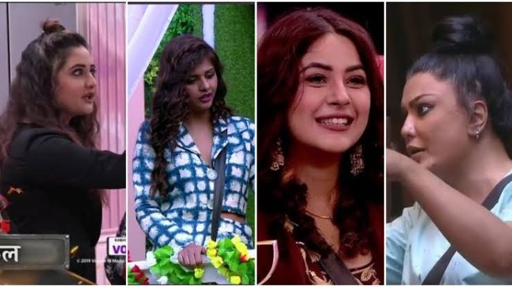 koena mitra vs Dalljiet kaur bb 13 eviction