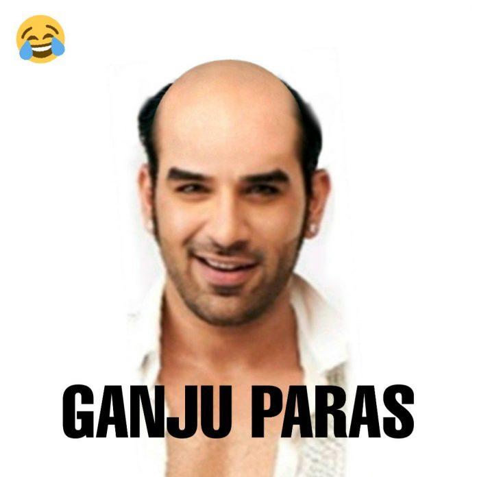 paras chhabra wig
