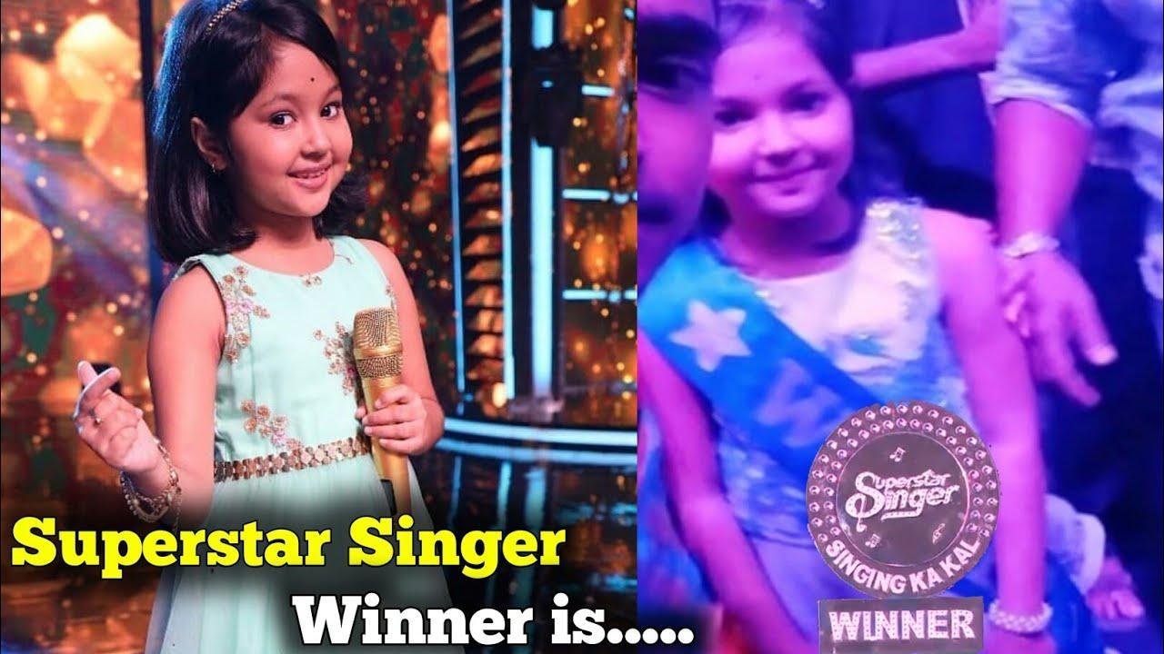 superstar singer winner 2019