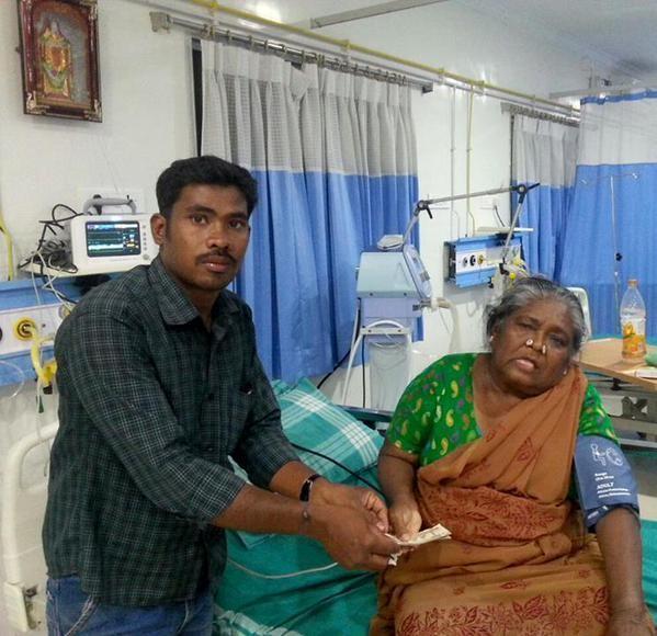 folk-singer-paravai-muniyamma-hospitalized