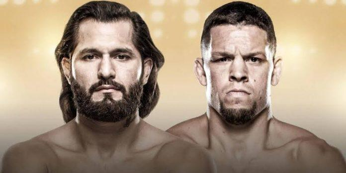 MASVIDAL vs DIAZ live streaming online
