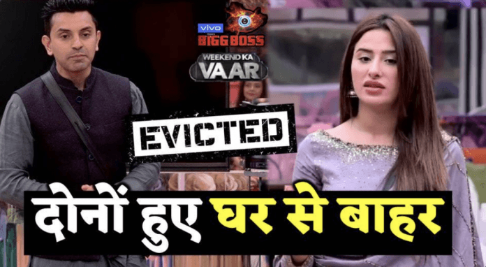 bigg boss 13 week 6 eviction