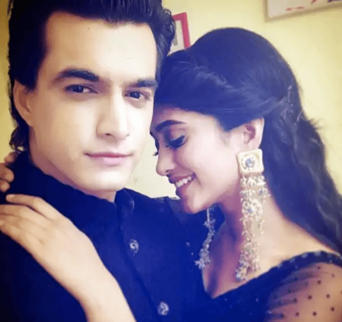 Shivangi Joshi Mohsin Khan before breakup