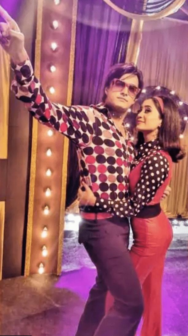 Shivangi Joshi Mohsin Khan before breakup