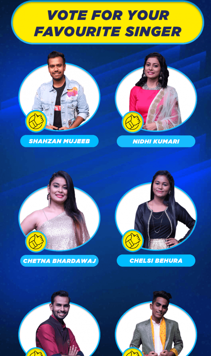 indian idol 11 vote 10th november