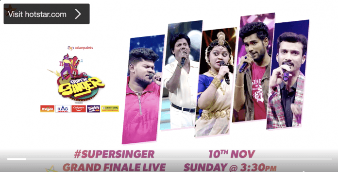 Super singer finale voting results live updates