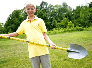 measuring shovel shark tank
