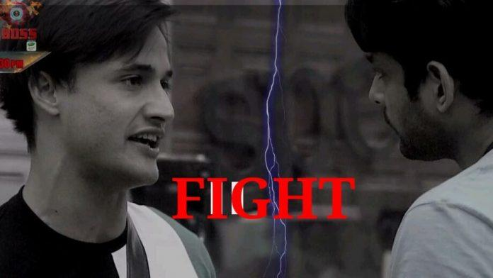 sidharth shukla asim riaz fight