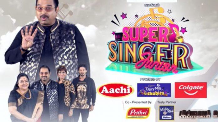 super singer junior 7 voting