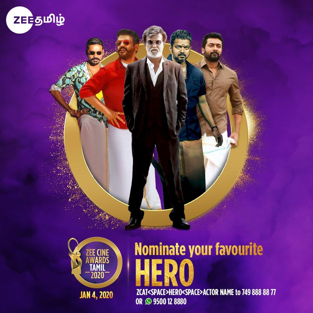 2020 Best Picture Winner.Zee Cine Awards Tamil 2020 Prediction Poll Vote Who Will