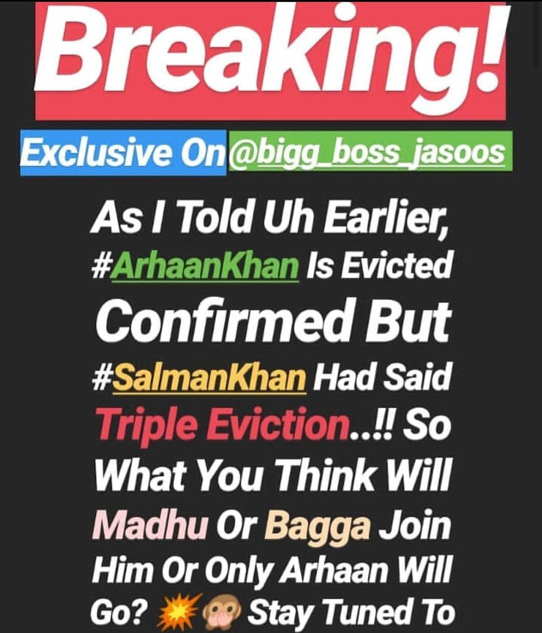 Bigg Boss 13 Arhaan Khan Evicted In This Weekend Ka Vaar