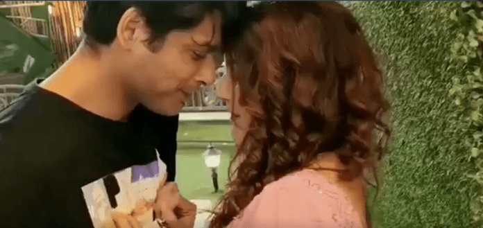 sidharth shukla shehnaaz romantic video