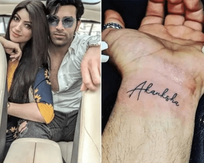 bigg boss 13 paras chhabra tattoo