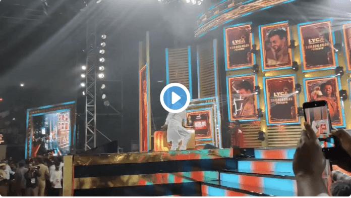 darbar audio launch rajinikanth speech video