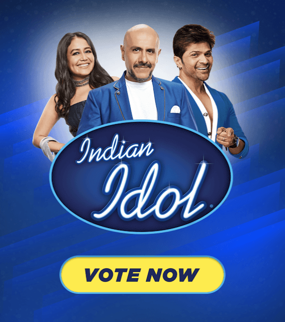 indian idol 11 voting