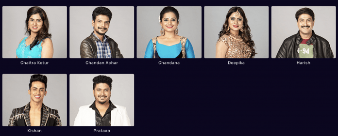 bigg boss Kannada 7 voting week 10