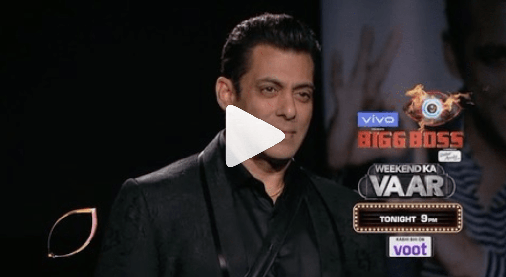 Bigg Boss 13 Weekend Ka Vaar 4th Jan Salman Khan Lashes Out
