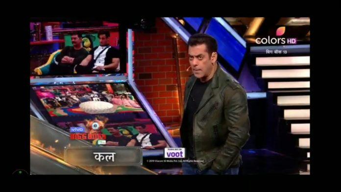 bigg boss 13 salman khan weekend ka vaar