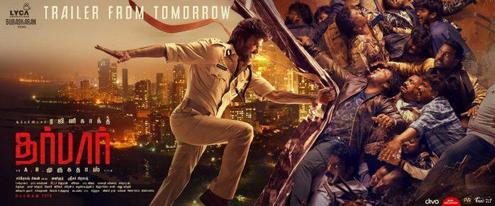 darbar trailer watch online