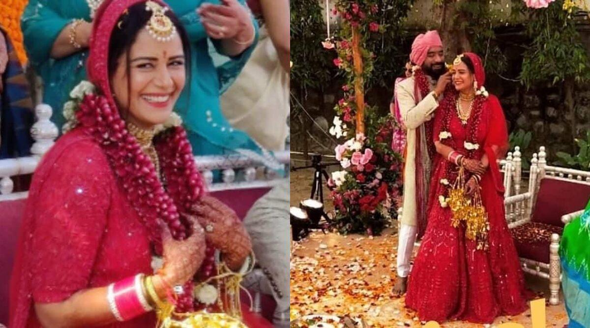 Mona Singh Got Married To Her Boyfriend Shyam In Mumbai Thenewscrunch Height 1.65 m parents rani singh, jasbir singh. mona singh got married to her boyfriend