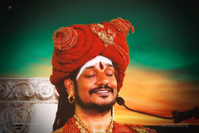 nithyananda latest video