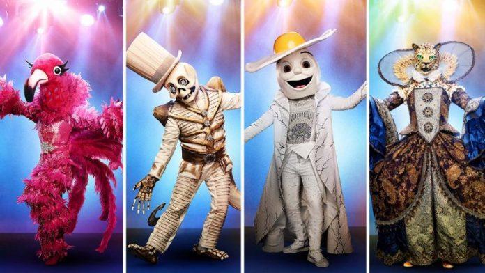 the masked singer season 2 winner