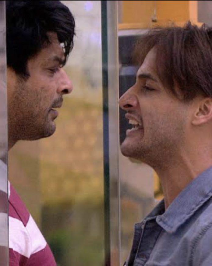 Asim Riaz siddharth shukla bigg boss 13