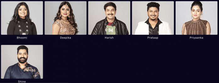 bigg boss kannada 7 voting week 15