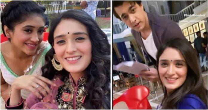 Yeh Rishta Kya Kehlata Hai actress Pankhuri Awasthy