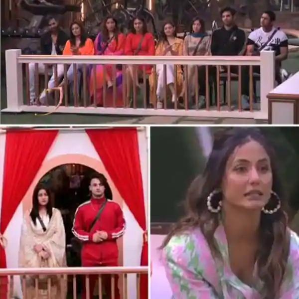 Bigg Boss 13 13th Jan Hina Khan Will Announce One Lucky
