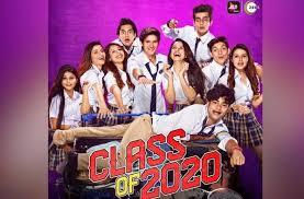 class of 2020 trailer